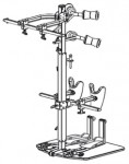 RIC AC0100.01 RIC STANDING FRAME